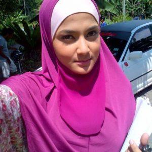 Reen Rahim Tanpa Make Up