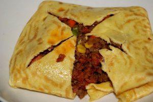 Resepi Telur Bungkus Dan Inti Daging Yang Sedap