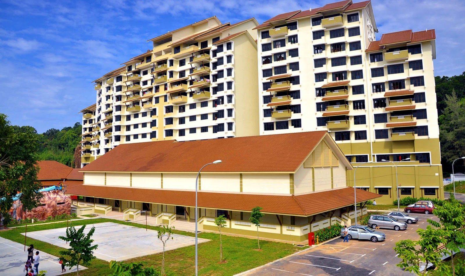 Kemudahan Rumah Peranginan Persekutuan Untuk Penjawat Awam Azhan Co