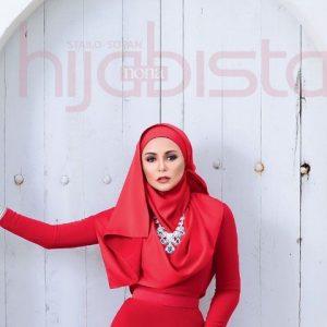 Sarah Hildebrand Hijabista