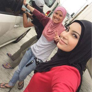 Selfie Raja Ilya