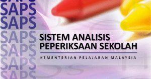 Cara Semakan SAPS Ibu Bapa (Sistem Analisis Peperiksaan)