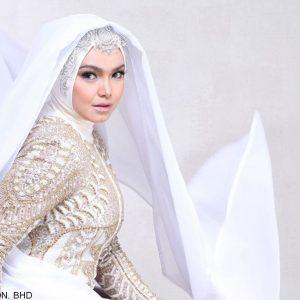Siti Nurhaliza Dengan Make Up Cantik