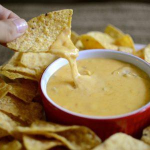 sos-cheese-sedap-makan-dengan-nacho