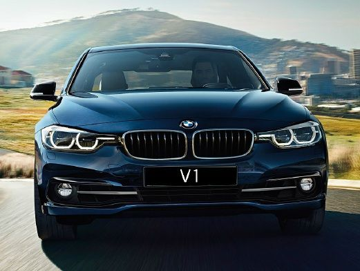 V1 Licence Plate