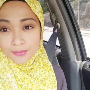 Wajah Asli Faye Kusairi Tanpa Make Up
