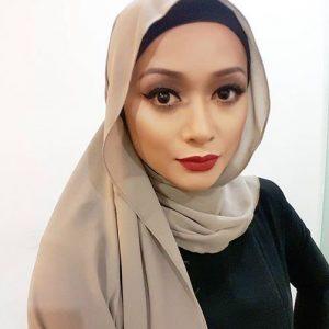 Wajah Comel Faye Kusairi