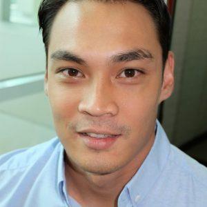 Wajah Kacak Hisyam Hamid Tanpa Make Up