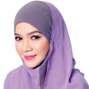 Wajah Muslimah Cantik Diana Amir