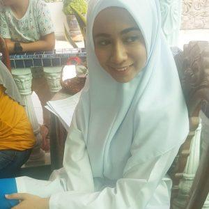 Watak Amira Othman Pakai Baju Sekolah Dalam Abang Bomba I Love You