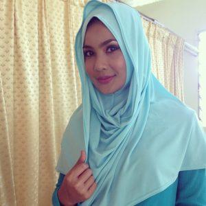 Adeline Tsen Melakonkan Watak Awek Melayu Muslim