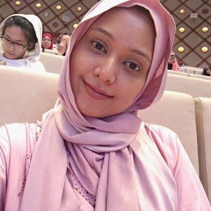 Ainul Aishah Di Conference Putrajaya PICC 2016