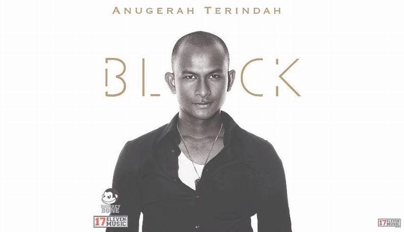 Anugerah Terindah Black OST Sayangku Kapten Mukhriz