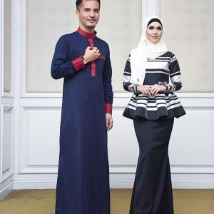 Anzalna Nasir Dan Aliff Syukri Partner Business