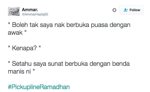 Ayat Pickup Line Islamik