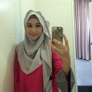 Dayana Roza Selfie Selebriti Malaysia