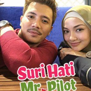Fattah Amin Dan Neelofa Dalam Suri Hati Mr Pilot