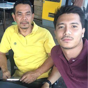 Fattah Amin Dan Rosyam Nor