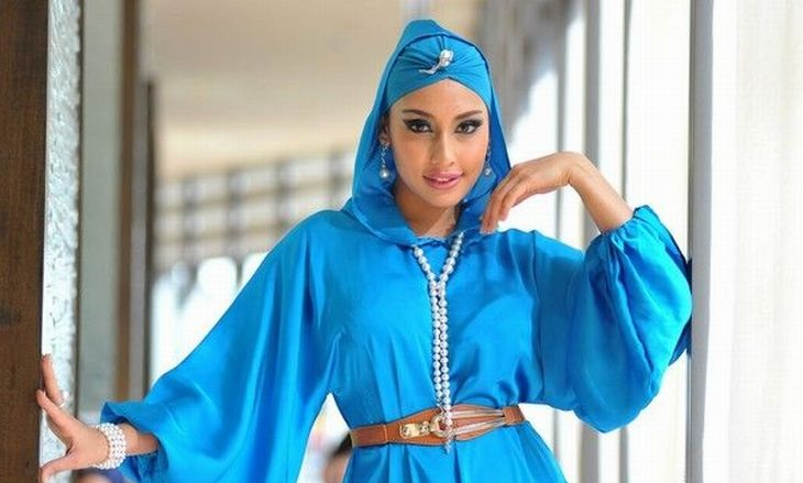 Fesyen Hijab Zarina Anjoulie Header