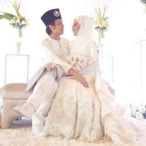 Foto Perkahwinan Akim Dan Stacy Af
