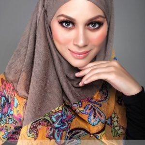 Gadis Jelita Natasha Hudson Model Tudun