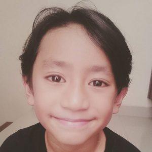Gambar Pelakon Cilik Rykarl Iskandar