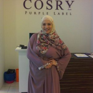 Gambar Sharifah Sofia Gemuk