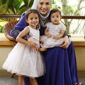 Gambar Sharifah Sofia Dan Anak Anak