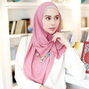 Hijabi Fashion Muslim Girl Natasha Hudson