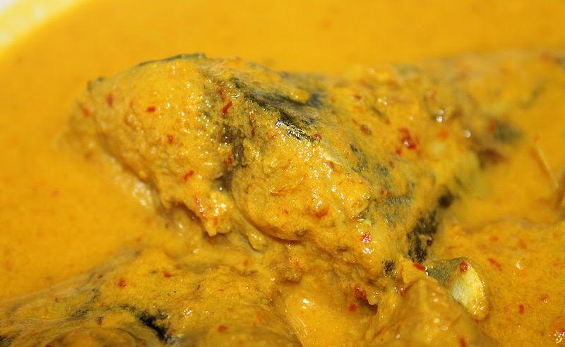 Ikan Tongkol Gulai Kuning Kelantan