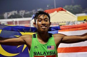 Khairul Hafiz Jantan Adalah Usain Bolt Malaysia