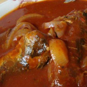 Lauk Ikan Sardin