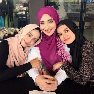 Lufya Omar Dan Rakan Artis Malaysia