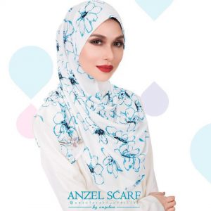 Model Tudung Scarf By Anzalna