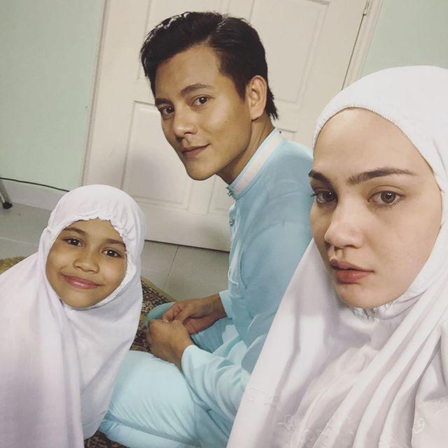 Nadia Brian Dan Nazim Othman Dalam Drama Akulah Balqis