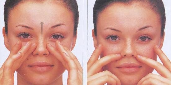 Nose Exercises And Massage