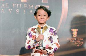 Biodata Rykarl Iskandar, Pelakon Cilik Lelaki Popular