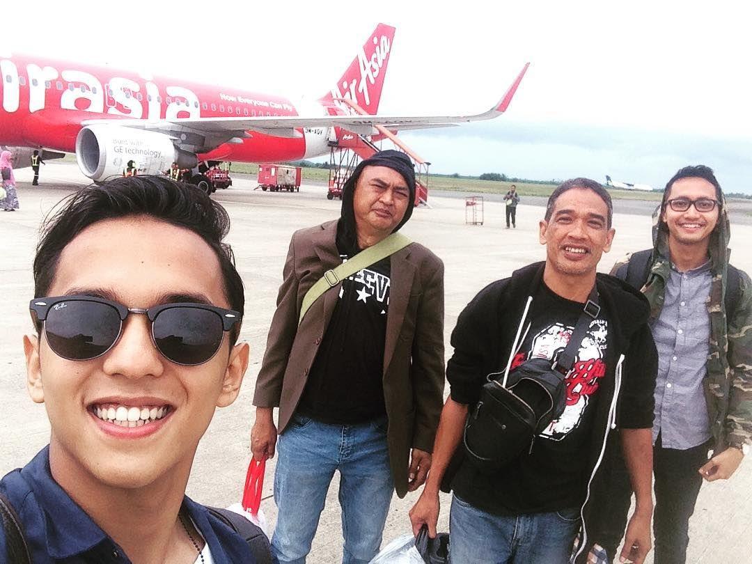 Selfie Dulu. Aiman Tino Dan Sufian Suhaimi
