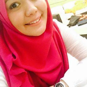 Selfie Menarik Zulin Aziz Tanpa Make U