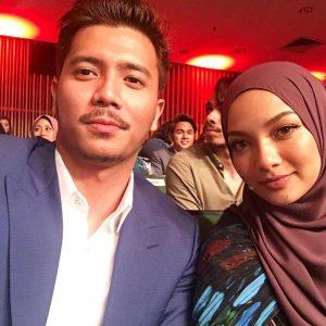 Selfie Romantik Fattah Amin Dan Neelofa