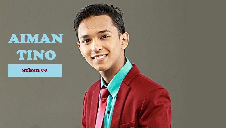 Wajah Aiman Tino Banner