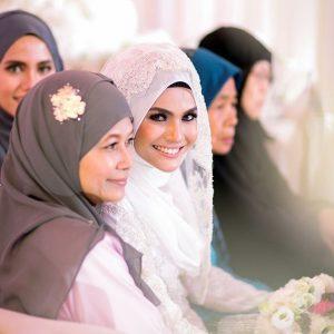 Wedding Ezzaty Abdullah Hijab