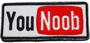 Apakah Maksud Noob?