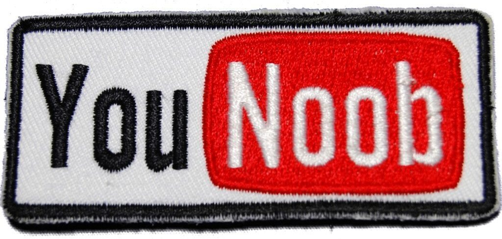 You Noob Logo
