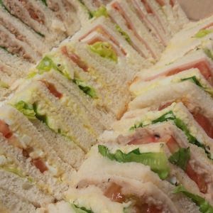 Buat Sandwich Simple