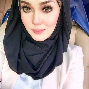 Cantik Wajah Uqasha Senrose