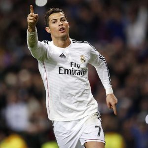 Cristiano Ronaldo Goal Celebration Wallpapers Real Madrid