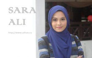 Biodata Sara Ali, Pelakon Cantik Yang Telah Berhijab