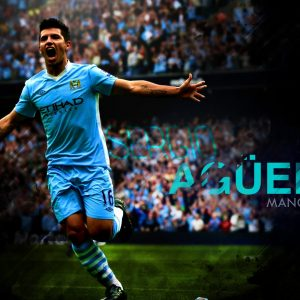 Stylish Sergio Aguero Man City Hd Latest Desktop Backgrounds