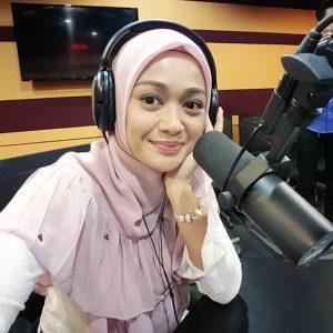 Faye Kusairi Di Konti Radio